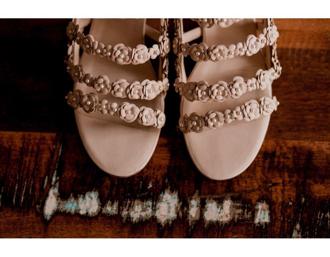 Chaussure chanel de la amriée