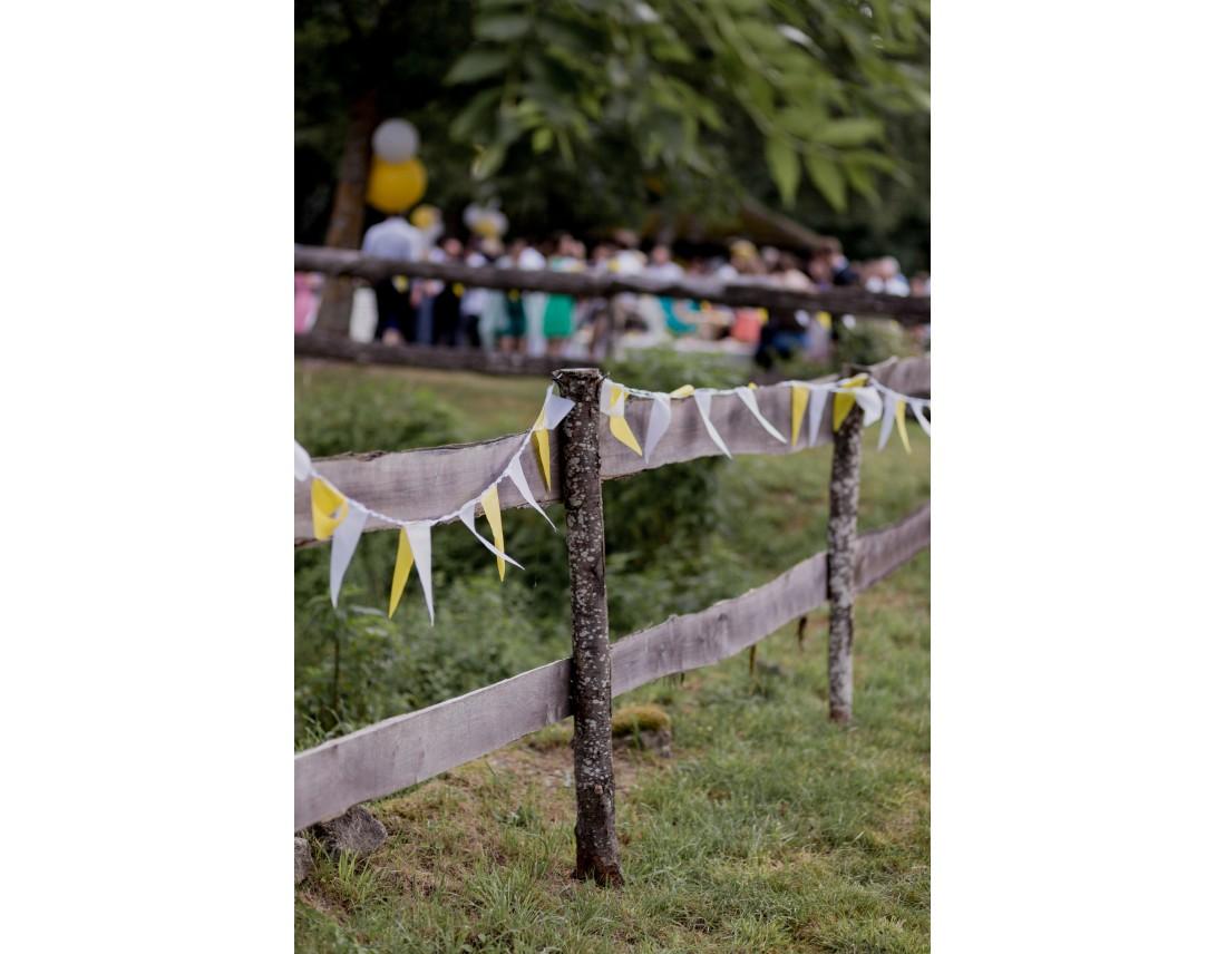 fanions decoratifs pour mariage