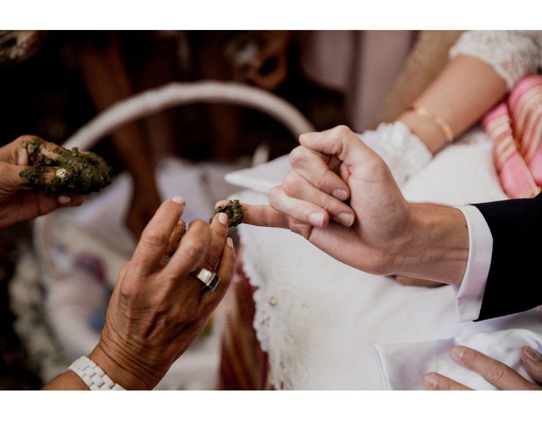 ceremonie du hénné mariage.