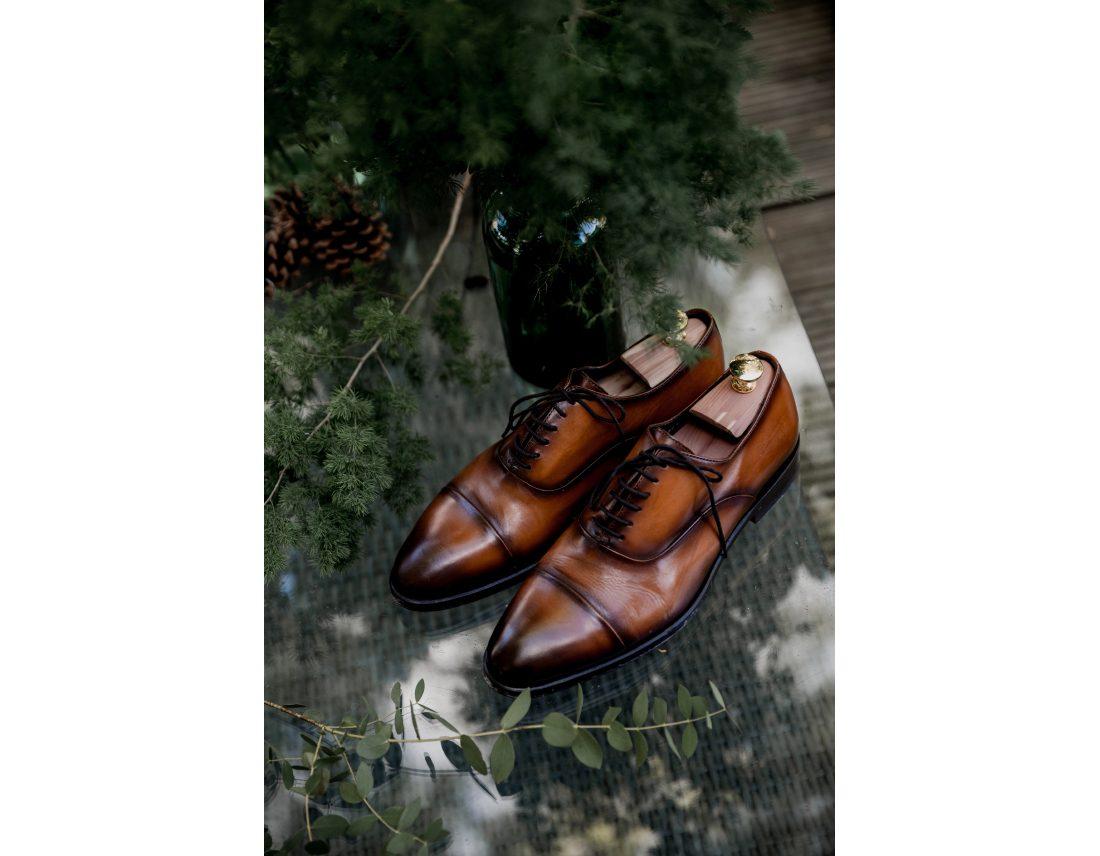 Chaussures du marié