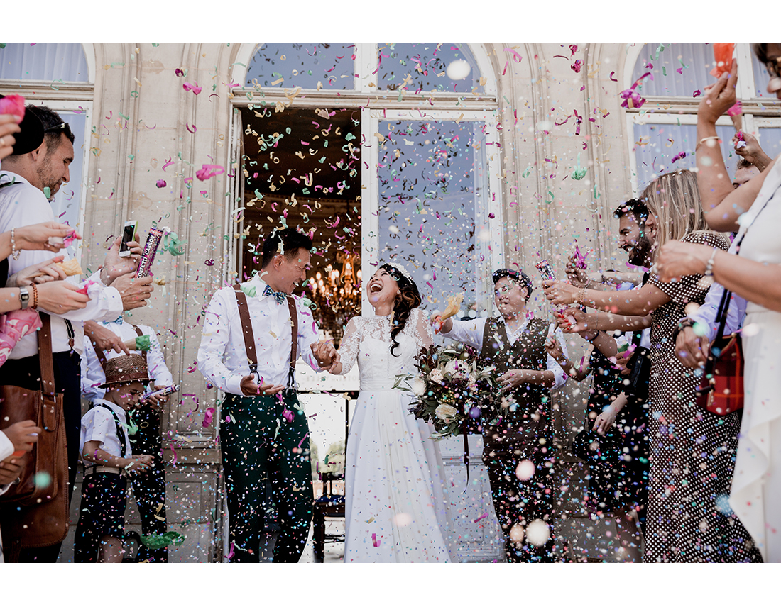 mariage bohème mairie de choisy le roi
